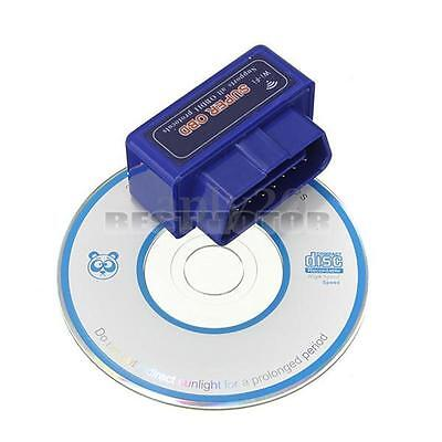 COCHE SCANNER WIFI ELM327 OBD II OBD2 DIAGNOSI ABS FOR IOS Android IPHONE TABLET