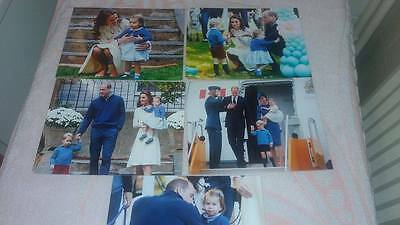 Photos real pictures Prince William trip in Australia Kate George and Charlotte