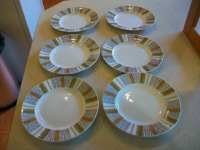 Midwinter Sienna (Jessica Tait)-set of 6 side plates