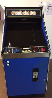 Arcade Classic Standup Video Game 60 Games In 1. Duel Player All 80/90s Big Hits