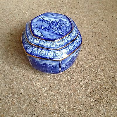 Vintage Ringtons MILLENIUM Wade Tea Caddy. Unused And In Perfect Condition.