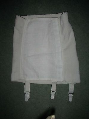 Vintage Girdle with suspenders Small probably 6-8