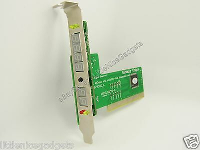 New PCI Addon Dual Method Diagnostic + Hardware Health Check + Stability Tester