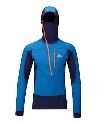 MOUNTAIN EQUIPMENT Eclipse Hooded Zip T Men's