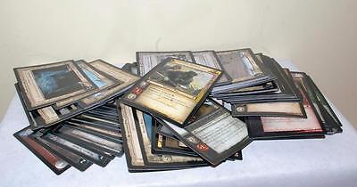 100 x LORD OF THE RINGS  TRADING CARDS