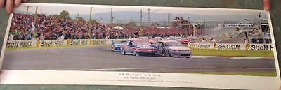 V8 Mountain Kings Poster 1997 Brock & Perkins Front Row