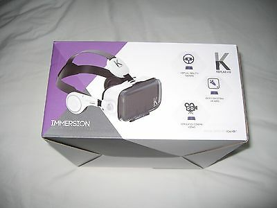 Keplar Immersion VR headset