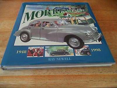 MORRIS MINOR  THE FIRST 50 YEARS  SCARCE book