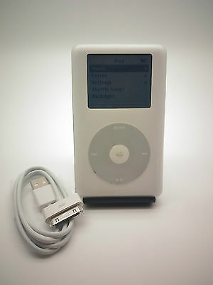 Apple iPod classic 4th Generation White (20GB) FREE/FAST SHIPPING