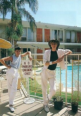 Duran Duran - Clippings From Japanese Magazine Music Life April 1983