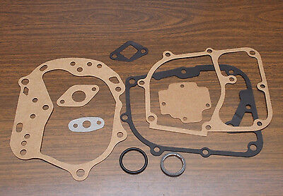 139QMB GY6 50cc engine gasket set pack