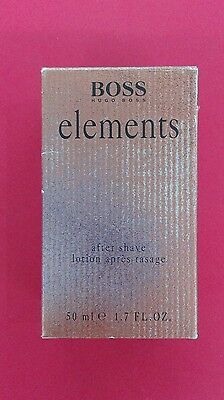 Boss Elements after shave 50ml