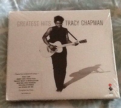 Tracy / Tracey Chapman - The Very Best Of - Greatest Hits Collection Cd New