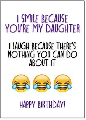 Offensive Insulting Birthday Card For Men Him Funny Message 21st