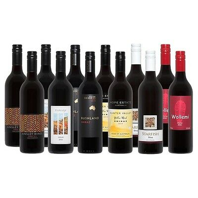 New South Wales Succulent Shiraz (12 x 750mL)