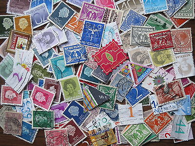 110 different  NETHERLANDS small issues  STAMPS  (all eras)