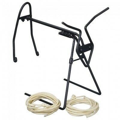 Tough-1 ROPING DUMMY & 2 ROPES- Mini Steer COWBOY TOY