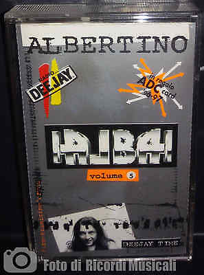 MC ALBA VOLUME 5 (1996) Albertino
