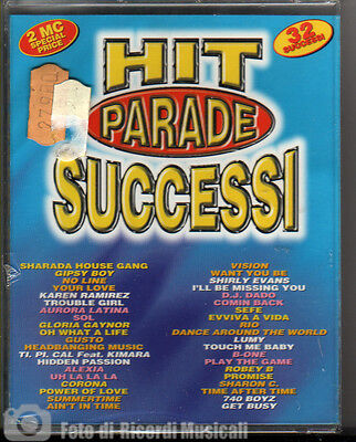 Hit Parade Successi  **mc Nuova Sigillata** Mc Doppia