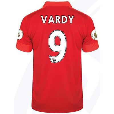 LEICESTER CITY Away jersey VARDY 9 for size X-Large