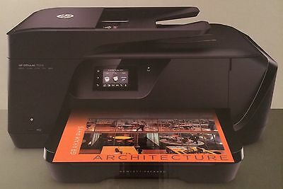 HP Officejet - 7510 - All in One Wireless - A3 - Inkjet Printer - Fax - + Paper