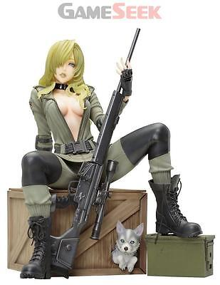 Mgs Sniper Wolf Artfx+ - Action Figures/figures Gaming Figures Brand New
