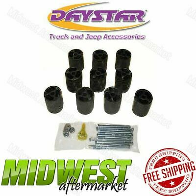 """Daystar 3"""" x 3"""" Front & Rear Body Lift Kit Fits 87-91 Ford Bronco 4WD"""