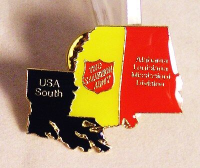 Salvation Army - SOUTHERN TERRITORY CONGRESS PIN