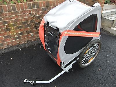 Bike Dog Trailer
