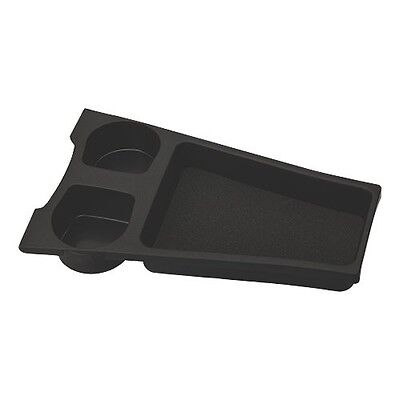 Toyota Prius Cup Holder Tray Black Carmate