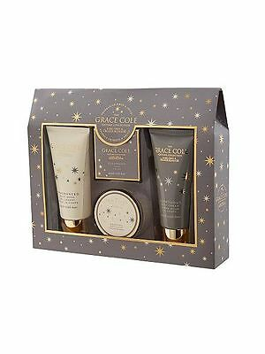 Coffret Grace Cole Enchantment Earl grey et Orange - 4 pièces