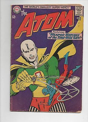 DC Comics  The Atom #13   Solid VG  Silver Age