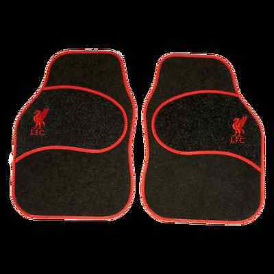 Liverpool FC Liverpool FC 2 Piece Car Mat Set Official