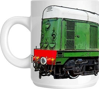 The Preserved Diesel Collection - No.1  *Train Mugs - Railway