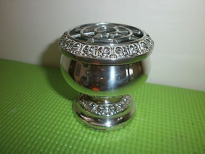 Lovely Vintage Small Ianthe Silver Plated Rose Bowl