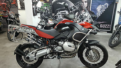 Bmw R1200 Gs Adventure 2008 With Panniers