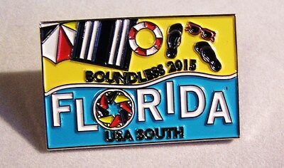 Salvation Army -  Just Recieved!  FLORIDA STATE BOUNDLESS PIN