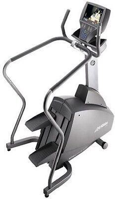 Life Fitness 95Se Stair Stepper - Cleaned & Serviced