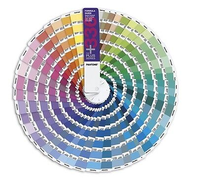 New Pantone Formula Guide Solid- 336 New Colors - Coated + Uncoated Color Guide