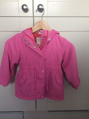 Girls Jacket From Next Size 3-4 Years