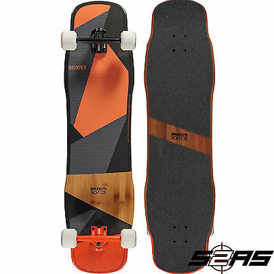 2017 Brunotti Boxter Longboard (Orange)