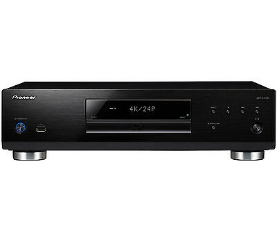 Pioneer BDP-LX58 Blue Ray Player, Black, Multi Regional for Dvd's and Blue Ray