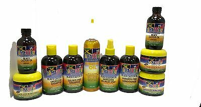 Jahaitian Combination Hair Care Combine With Jamaican Casto& Haitian Full Range