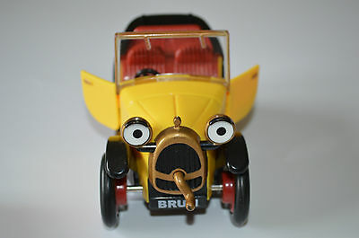 BRUM, the wibbly wobbly car