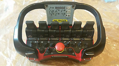Used 2014 Scanreco Radio Remote Control Transmitter for Palfinger Crane