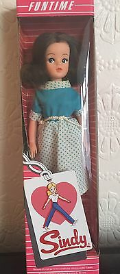 Pedigree Funtime Sindy Brunette Doll 1984 New Vintage Boxed Mint Collector �� ��