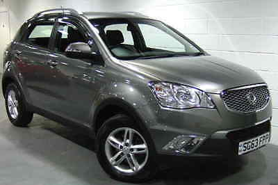 2013 Ssangyong Korando 2.0d SX 4x4 with TowPack