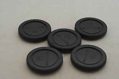 5 x Micro 4/3 body Cap for Pananonic and Olympus