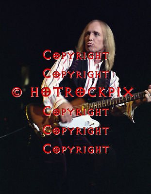 Archival Quality Photo Of Tom Petty