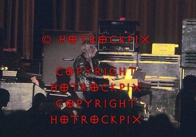 Archival Quality Photo Keith Emerson Of Elp In Concert 1972